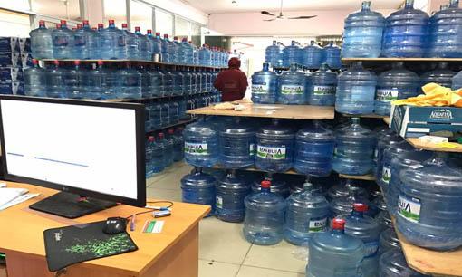 Công ty nước khoáng Lavie Bình Minh Water