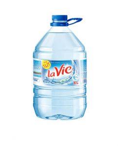 Nước khoáng Lavie bình 6l