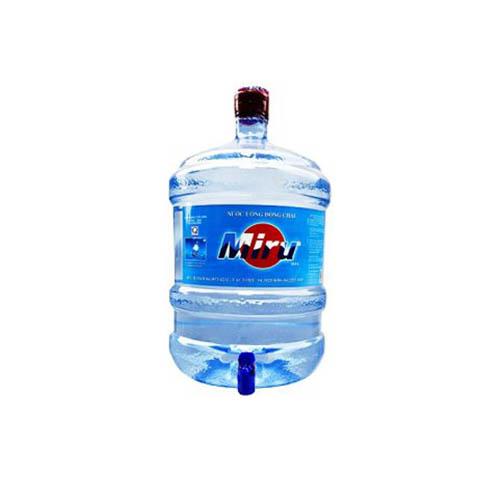 Nước tinh khiết Miru 19L