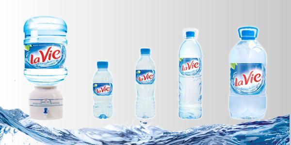 Tham khảo một số sản phẩm khác của nước khoáng Lavie