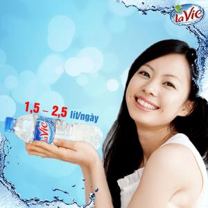 Lợi ích mang lại khi sử dụng nước khoáng Lavie mỗi ngày