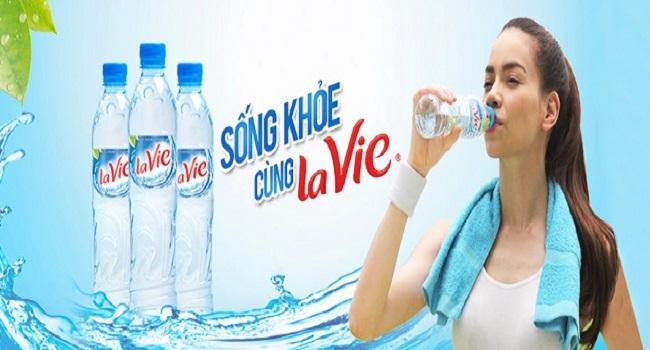 Nước khoáng Lavie – giải pháp chăm sóc sức khỏe mỗi ngày