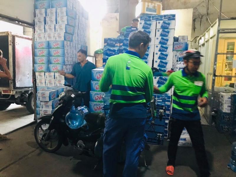 Dịch vụ đỏi nước tại Hà Nội