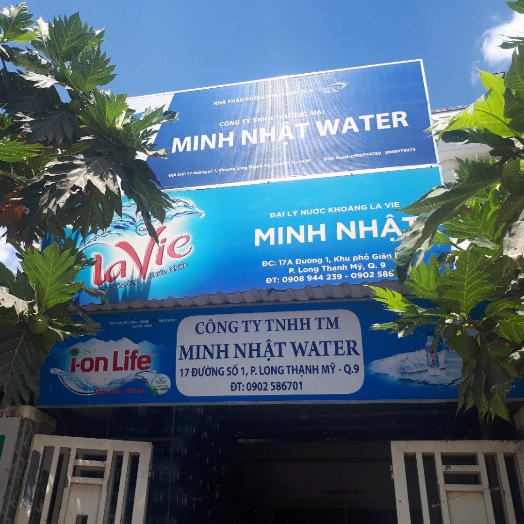 Công ty nước uống Minh Nhật